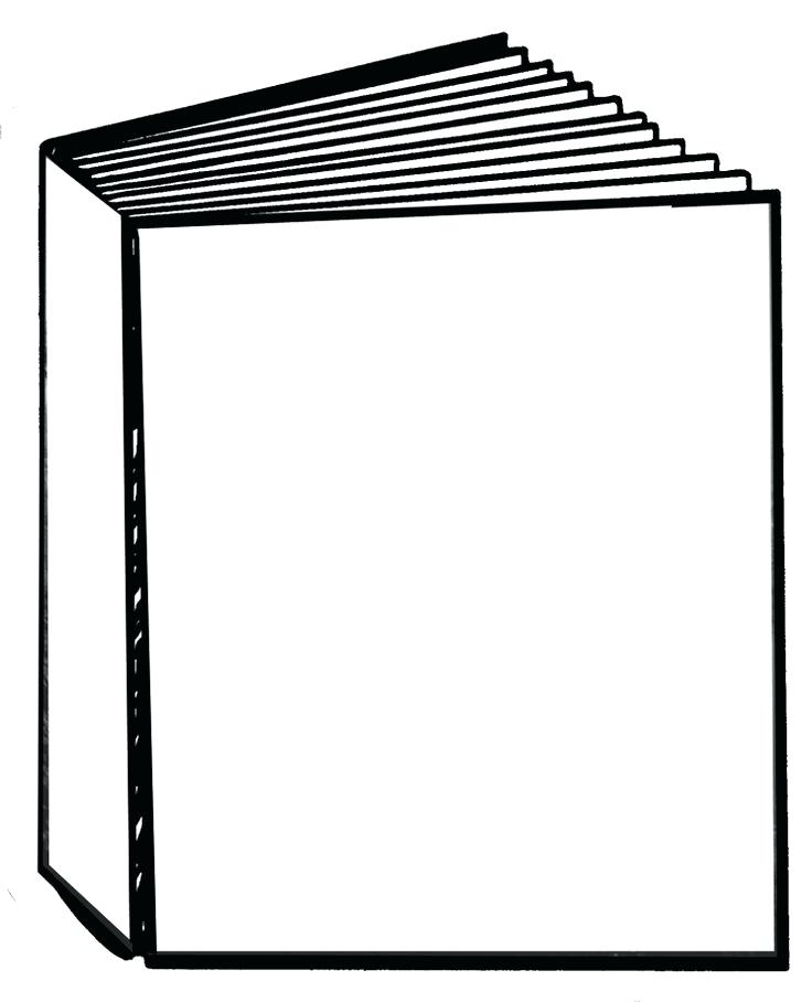 Collection of Book cover clipart | Free download best Book ... (736 x 908 Pixel)