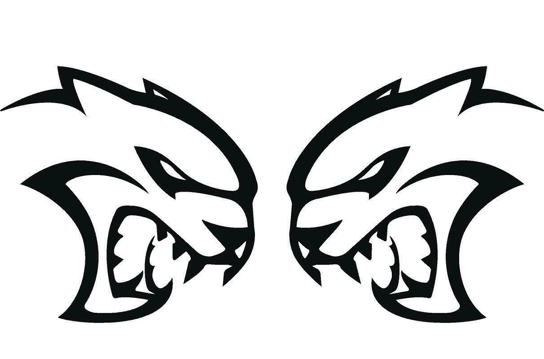 Hellcat Drawing