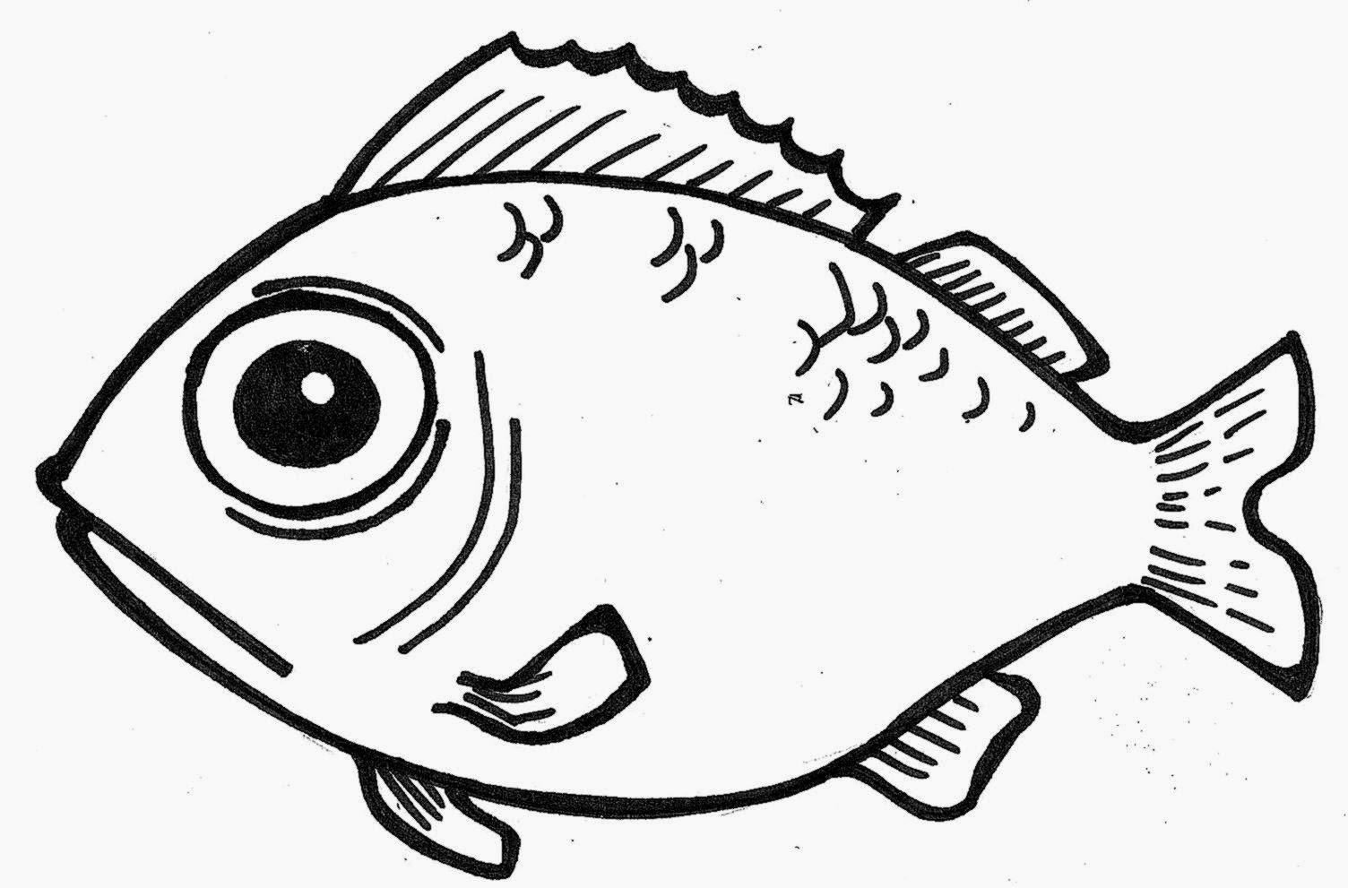 Koi Fish Line Drawing