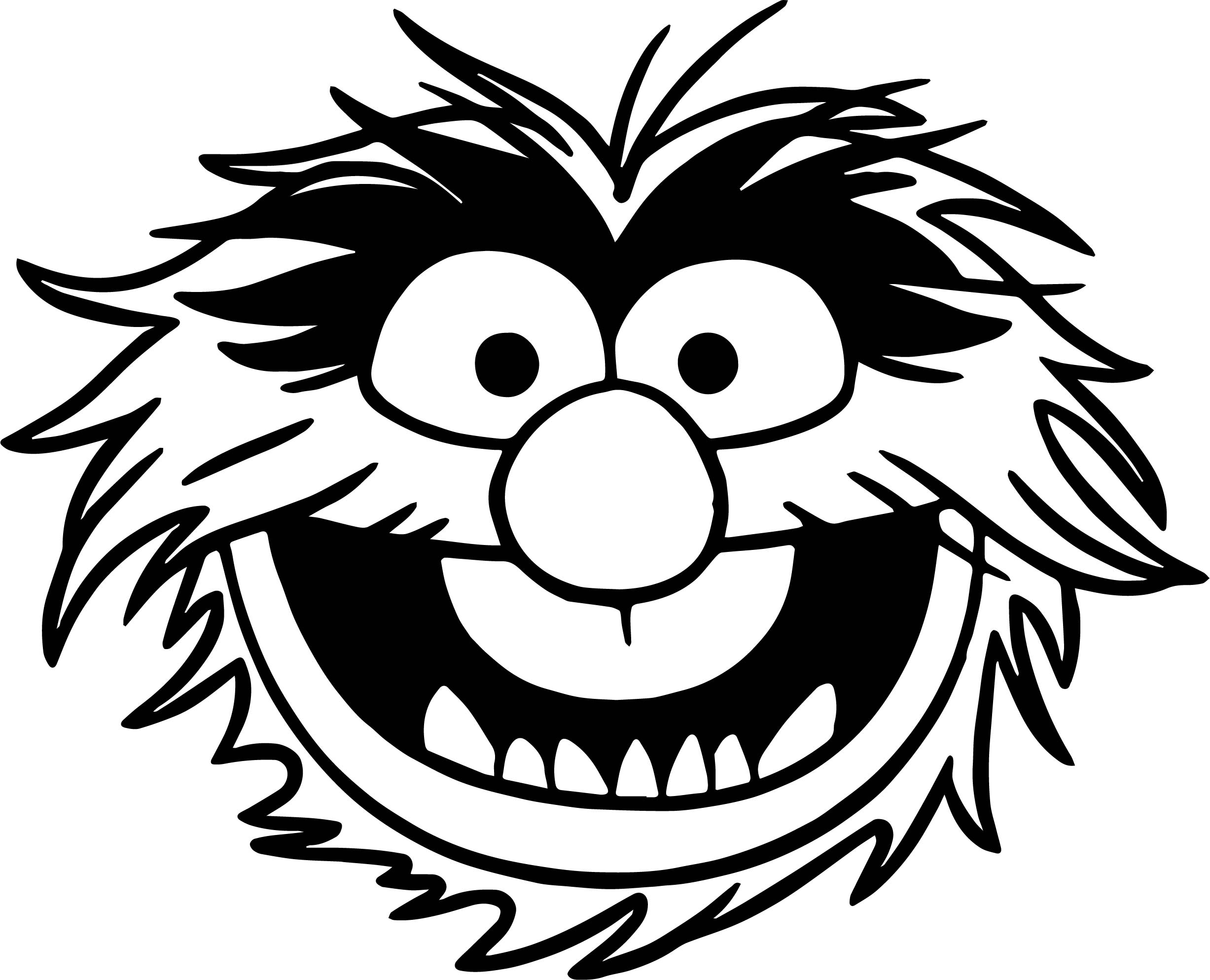 Collection Of Muppets Clipart