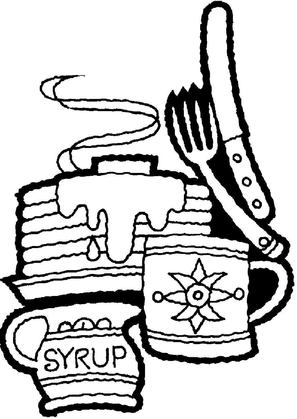 Pancake Drawing