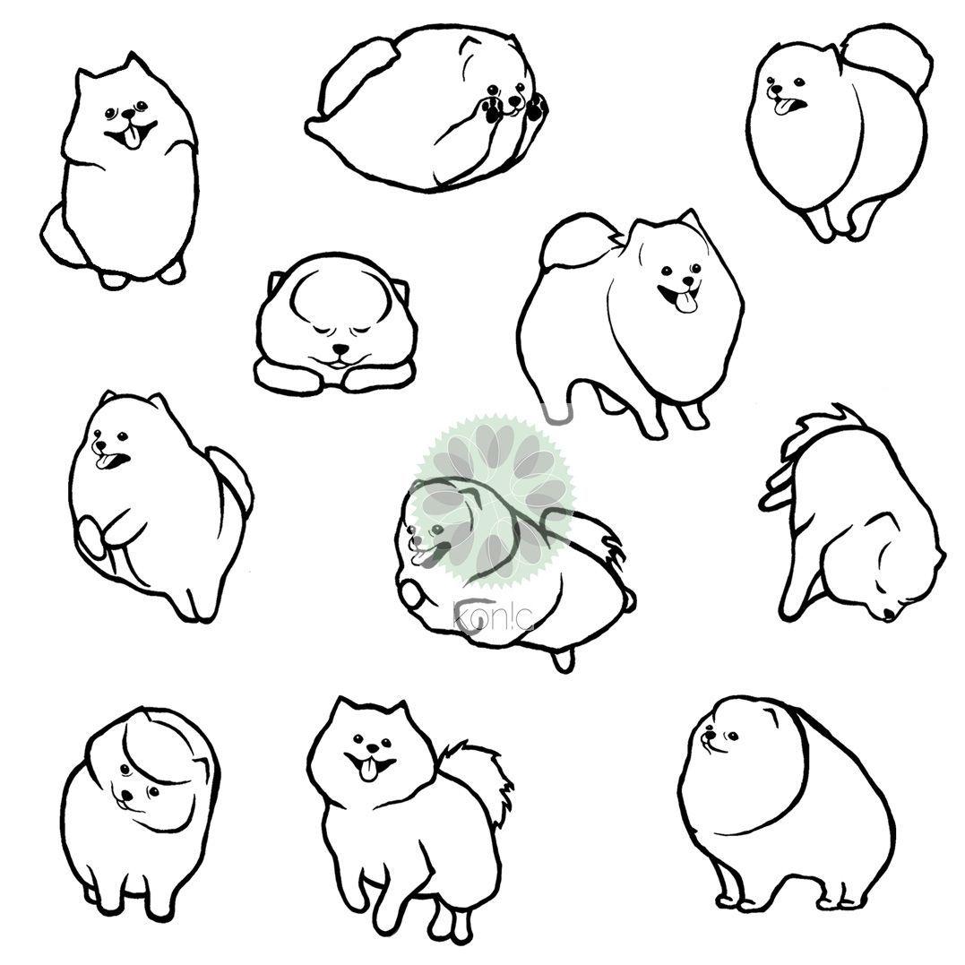 Pom Pom Drawing