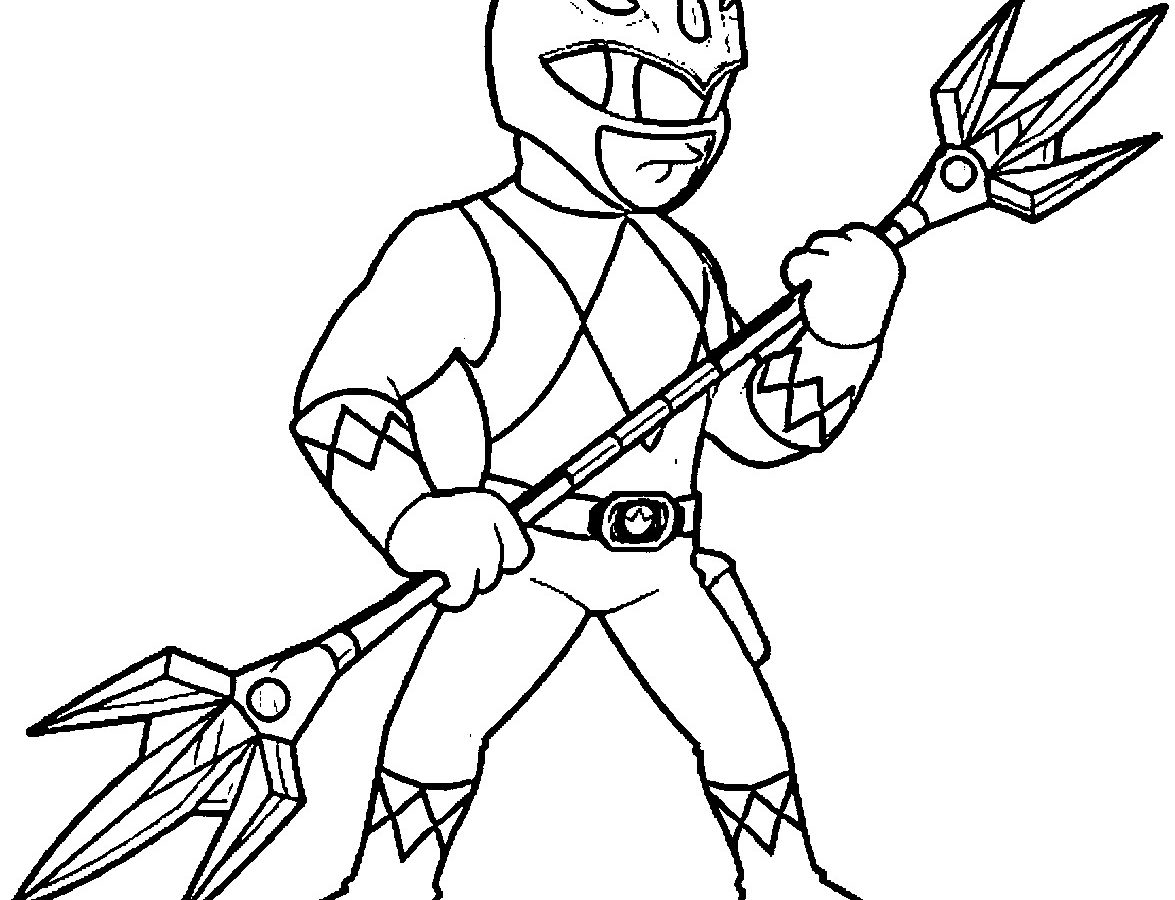 Power Rangers Spd Drawing