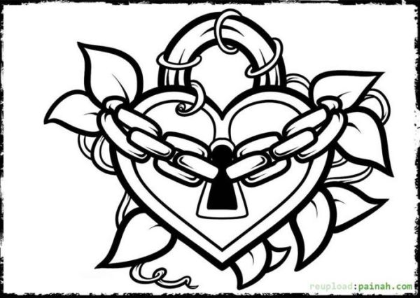 cool coloring pages to print # 4