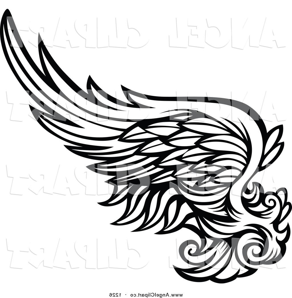 Angel Wing Clipart