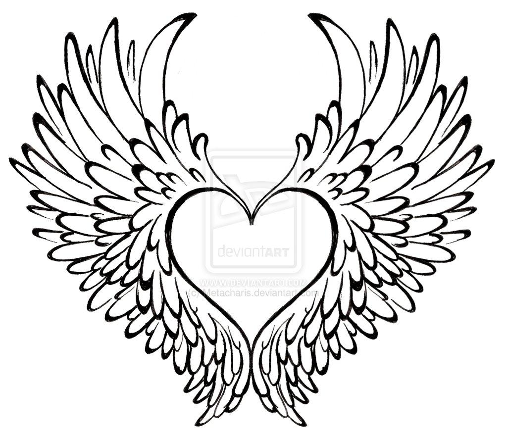 Angel Wings Clipart