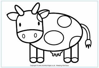 animal coloring # 19