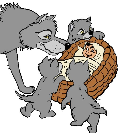 Baby Book Clipart