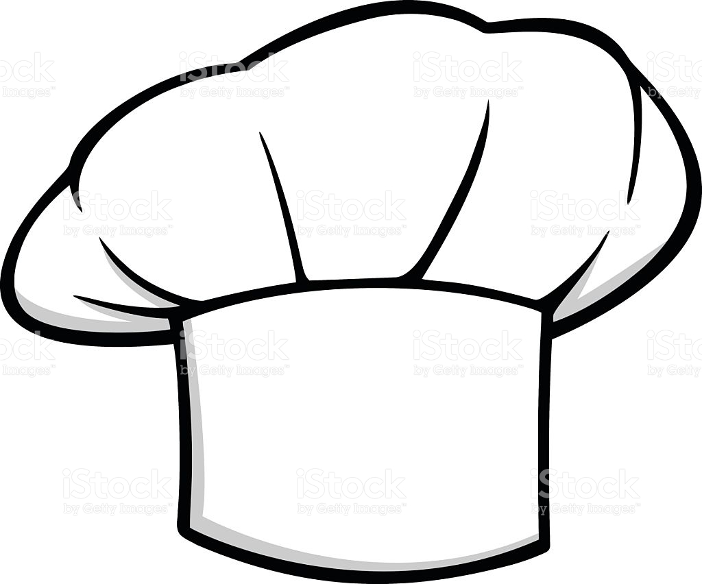 Bakers Hat Clipart