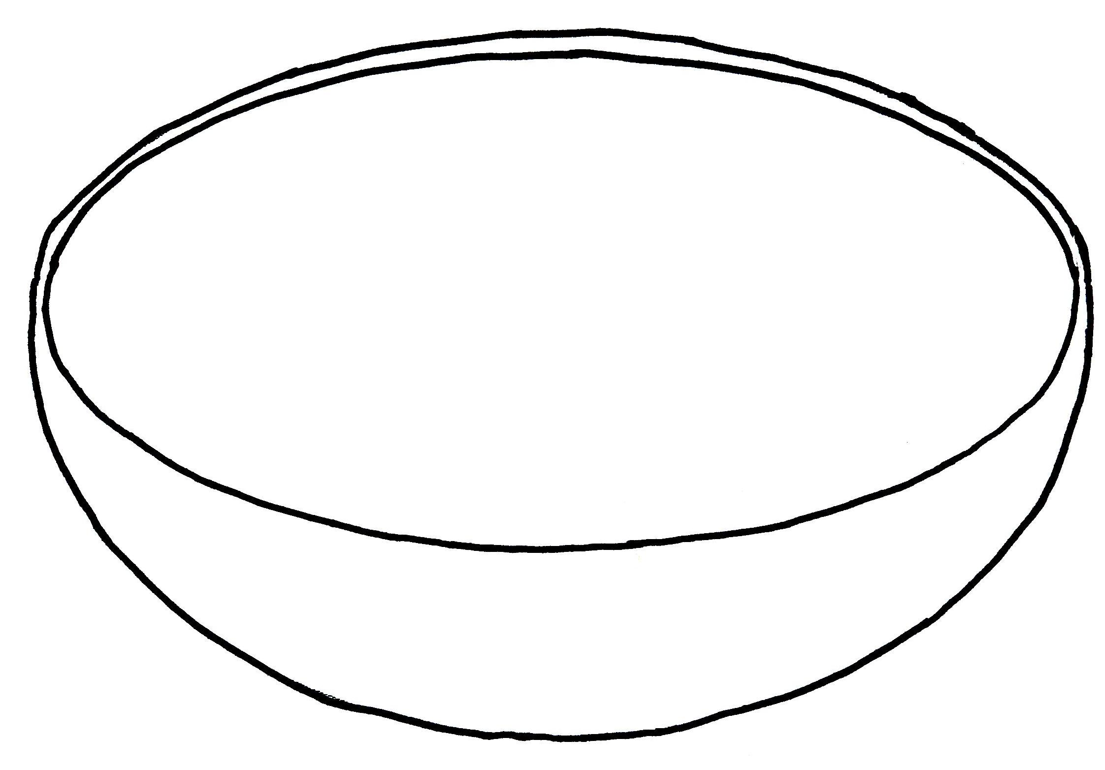 Basket Clipart Black And White
