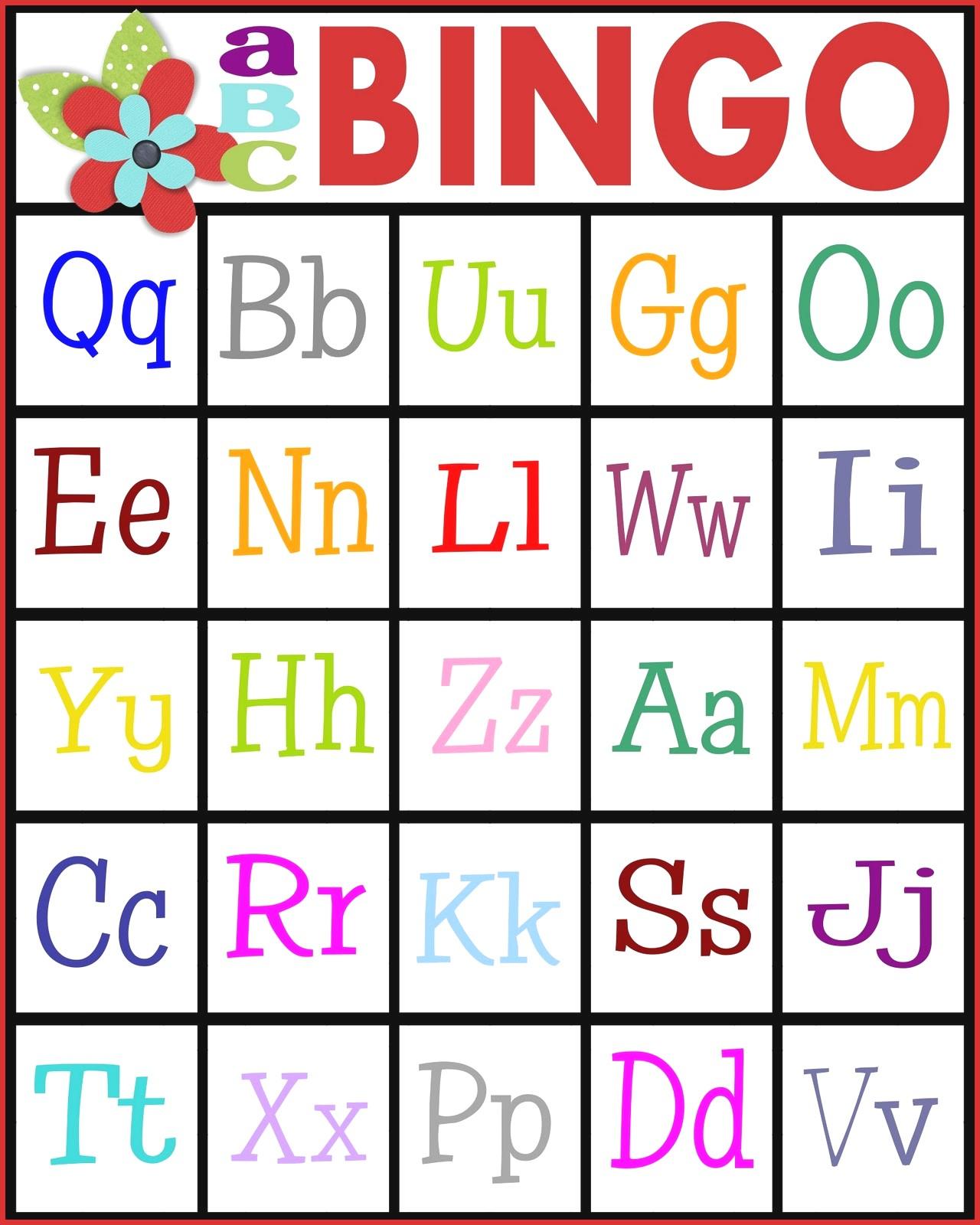 Bingo Border