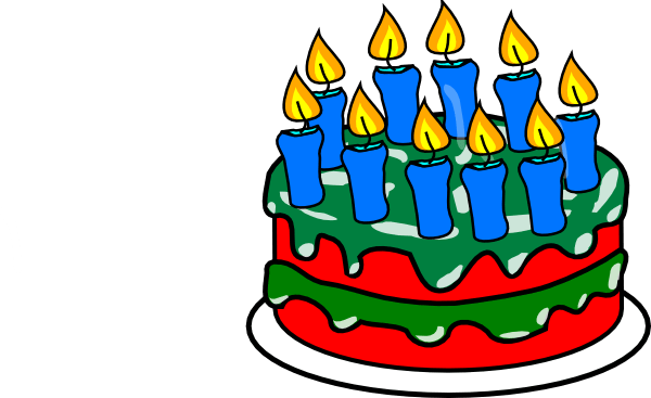 Birthday Cake Clipart Images   Free download on ClipArtMag (600 x 367 Pixel)