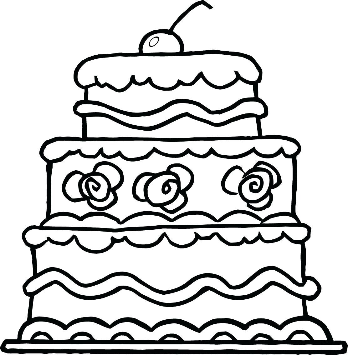 Birthday Cake For Husband Design