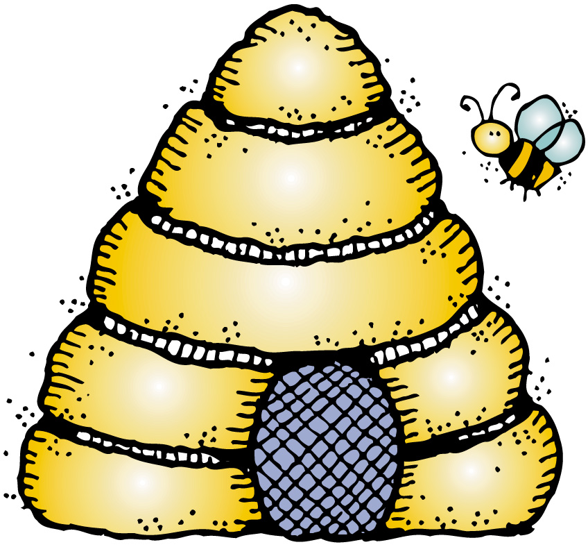 Bee Happy Clipart