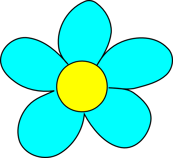 Cartoon Flowers Cliparts | Free download on ClipArtMag (600 x 545 Pixel)