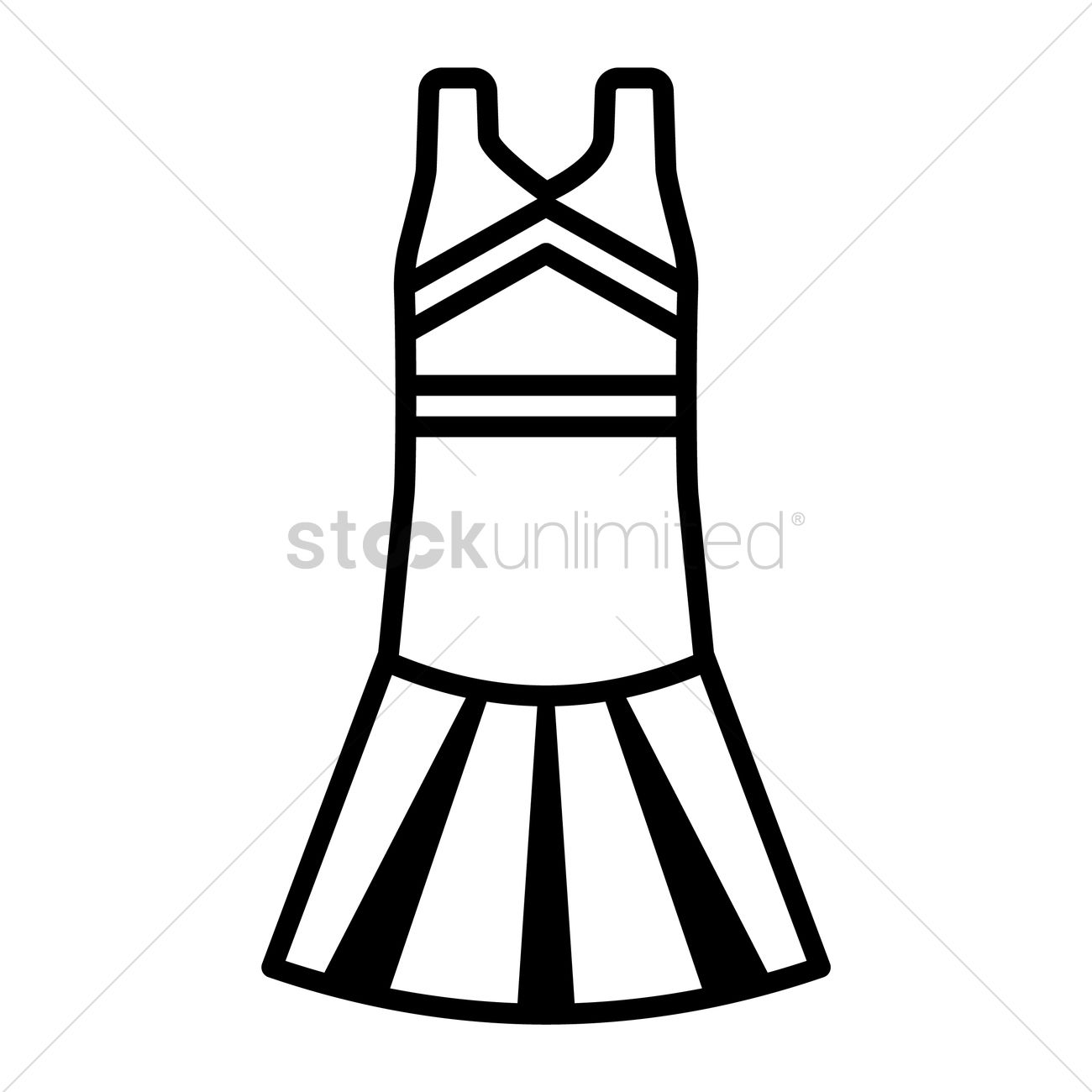 Cheerleader Graphic