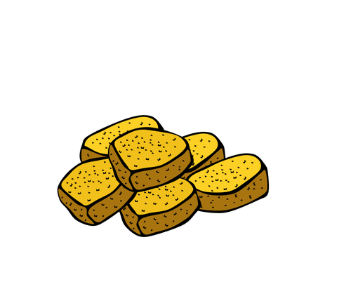 Collection of Nuggets clipart | Free download best Nuggets ... (500 x 422 Pixel)
