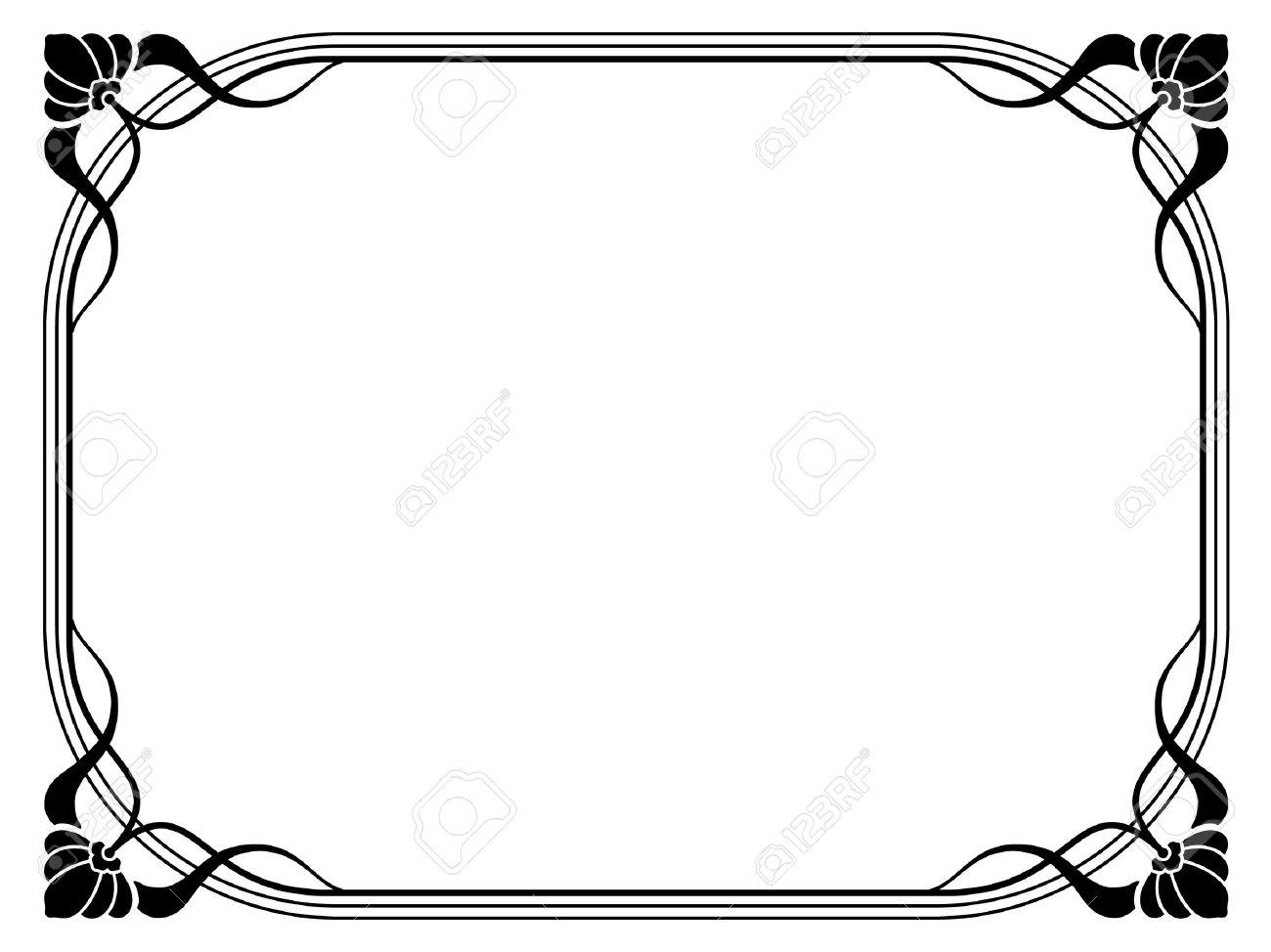 Decorative Frame Clipart