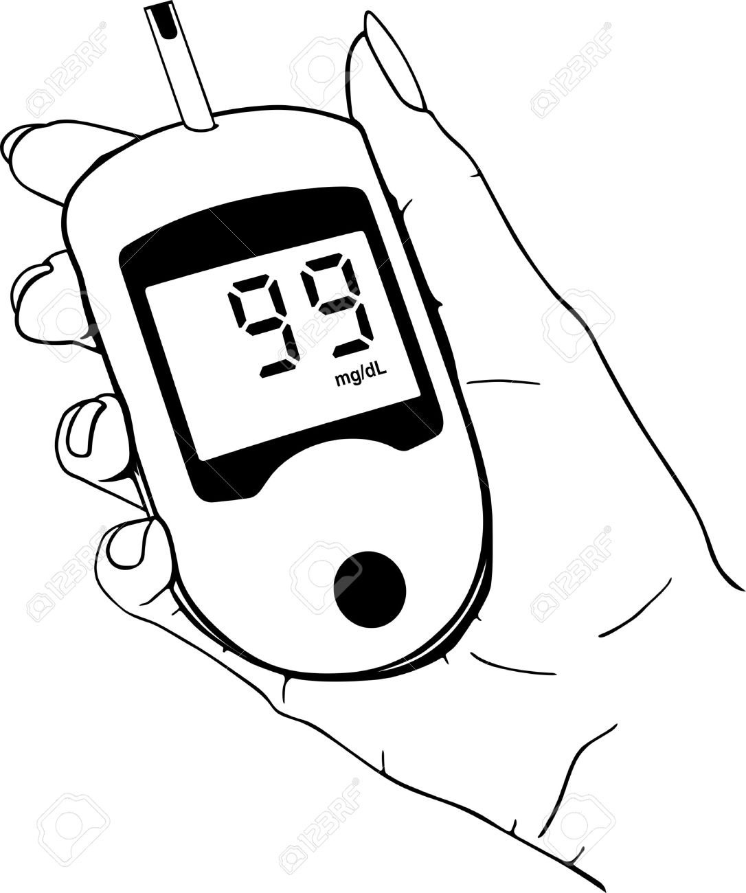 Diabetes Clipart