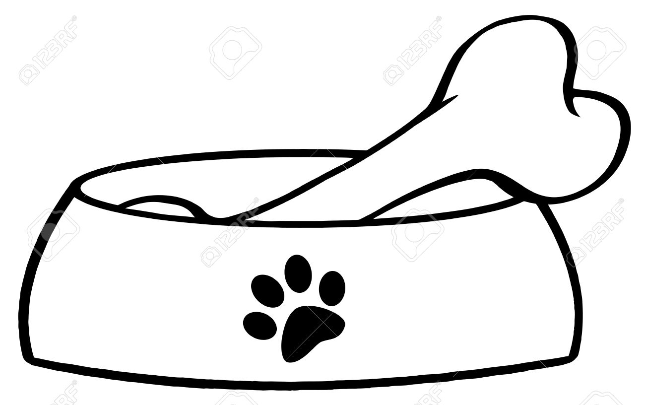Dog Treat Clipart