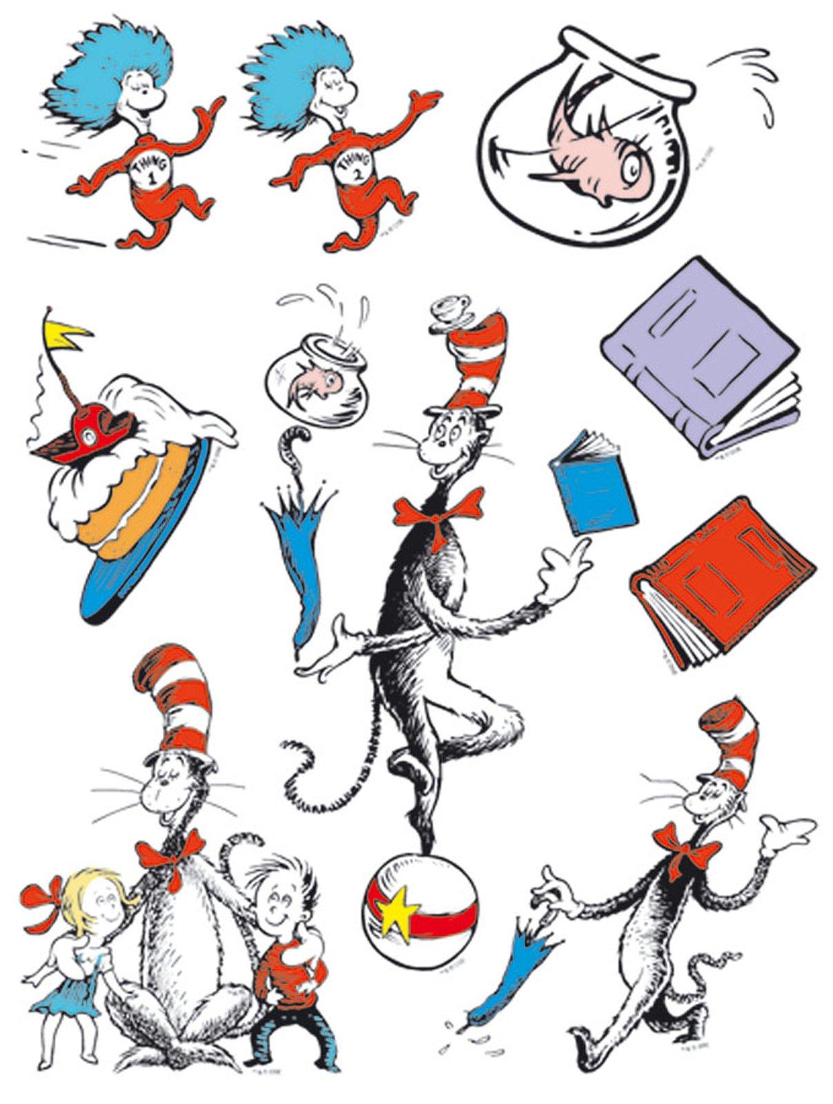 Dr Seuss Hat Image
