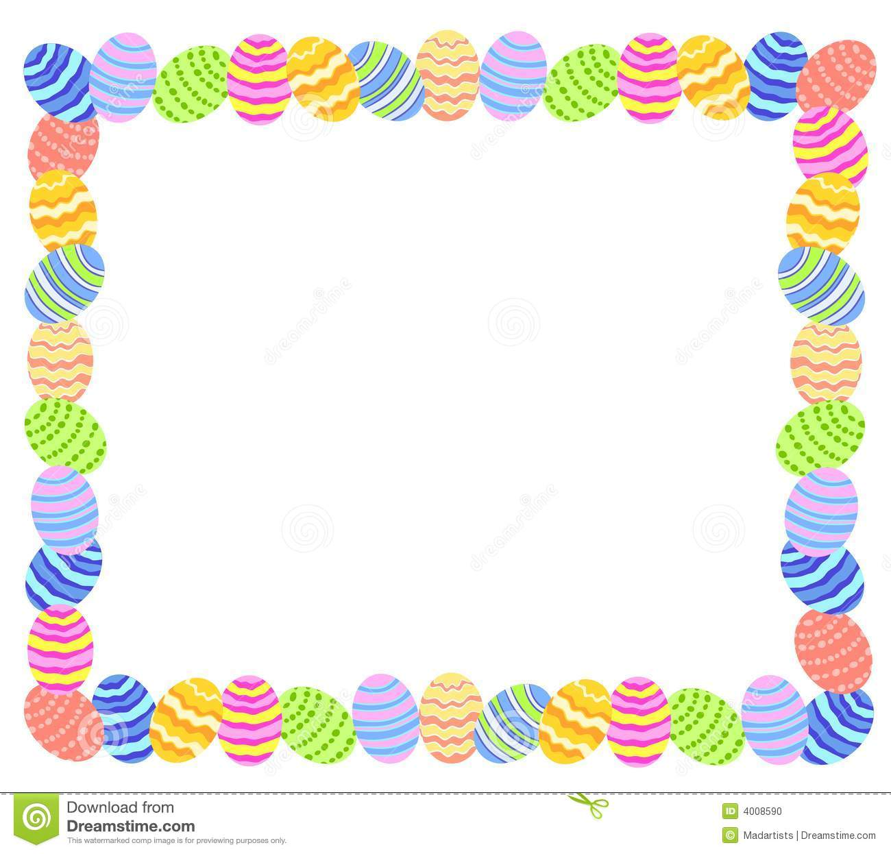 Easter Border   Free download on ClipArtMag (1300 x 1246 Pixel)