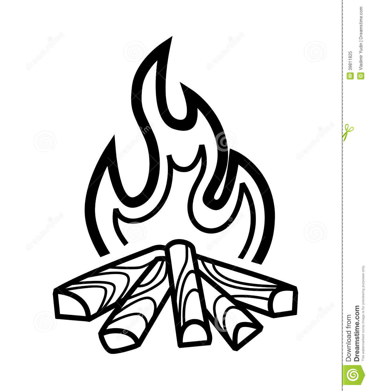 Firewood Clipart