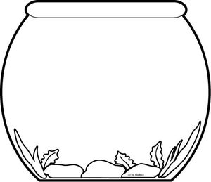 Fish Bowl Clipart   Free download on ClipArtMag (300 x 259 Pixel)
