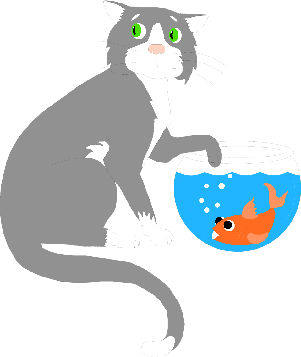 Fish Bowl Clipart   Free download on ClipArtMag (958 x 1136 Pixel)