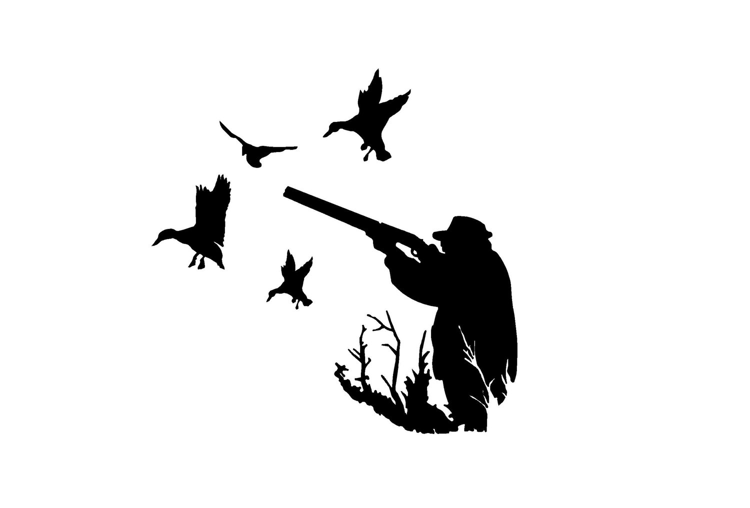 Collection Of Hunting Clipart