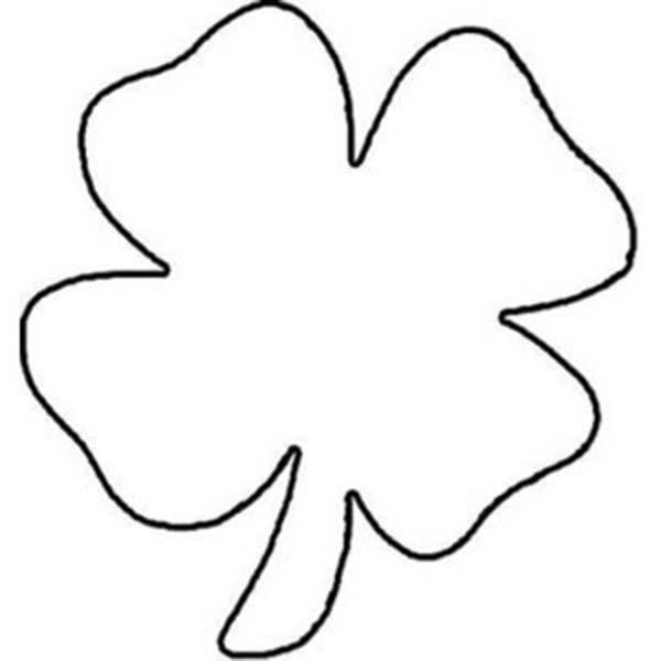 four leaf shamrock  free download on clipartmag