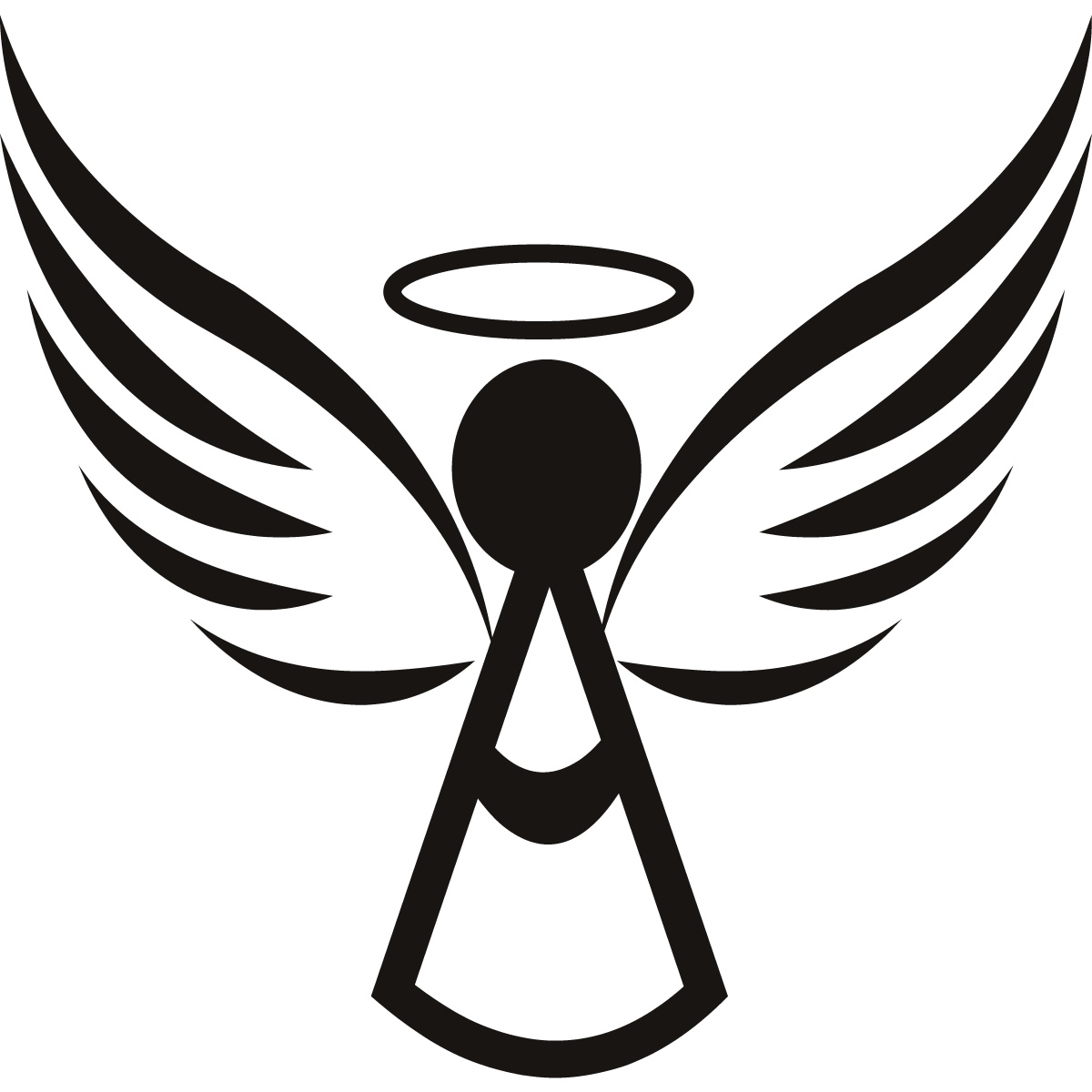 Free Angel Wing Clipart