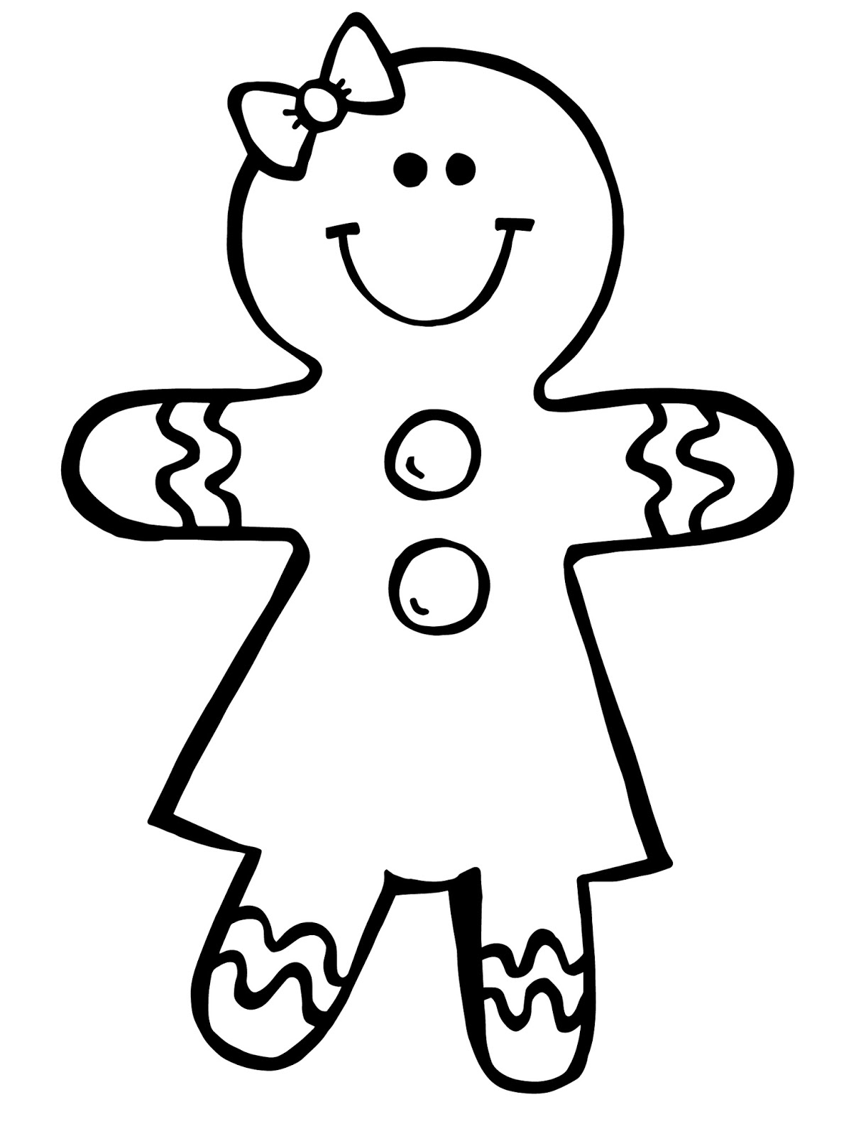 Free Snowman Clipart Black And White