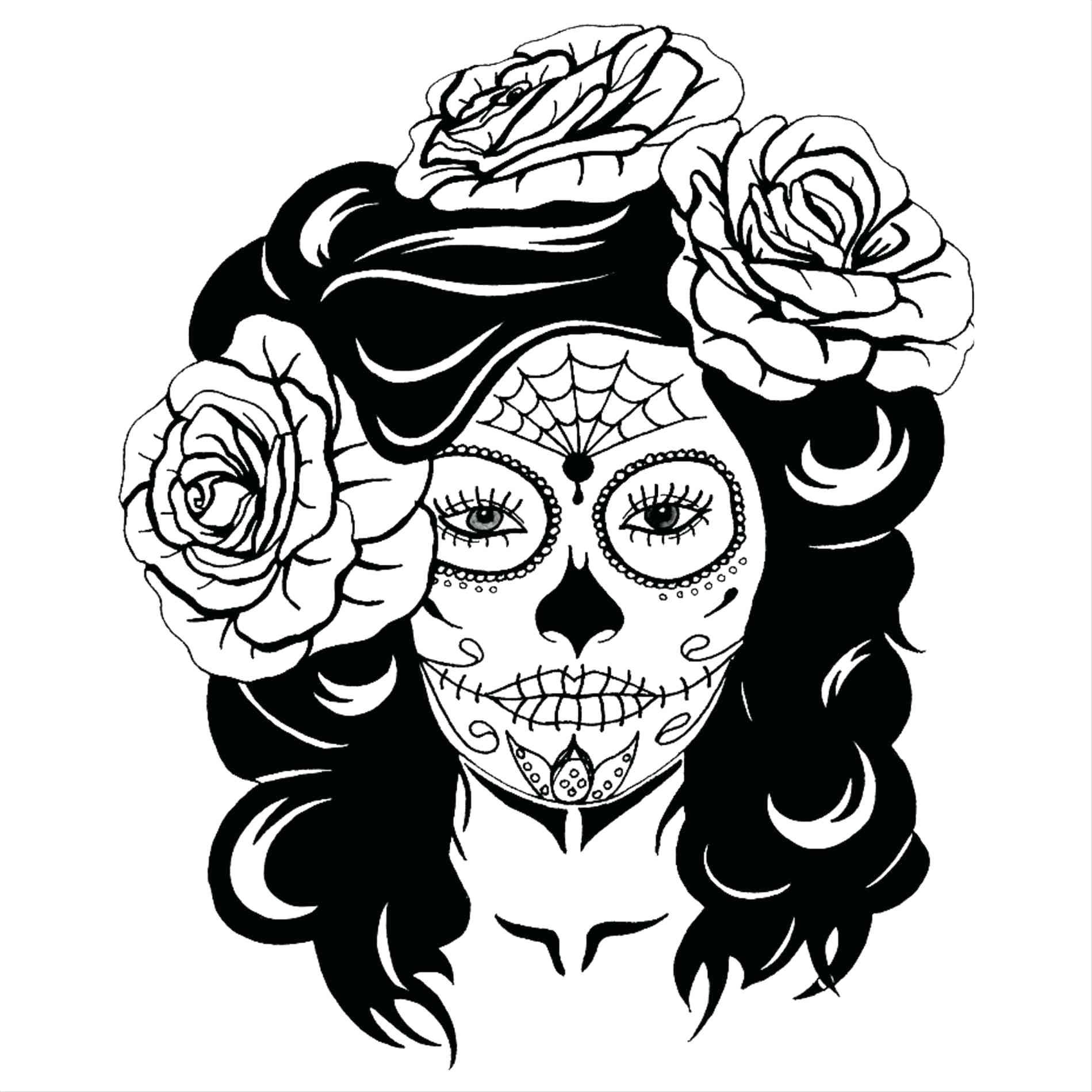 Girl Skulls