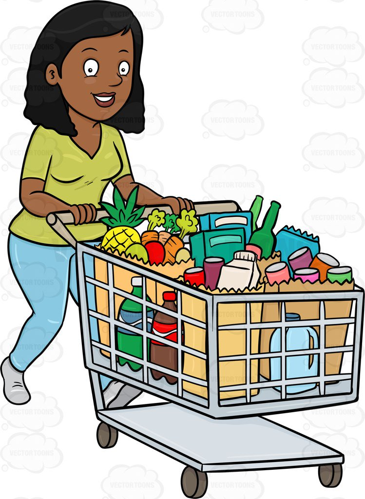 Grocery Store Clipart | Free download on ClipArtMag (749 x 1024 Pixel)