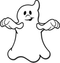 Halloween Clipart Ghost   Free download on ClipArtMag (250 x 263 Pixel)
