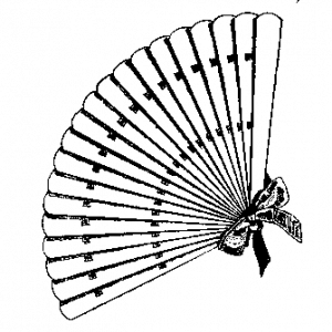 Hand Fan Clipart | Free download on ClipArtMag (300 x 300 Pixel)