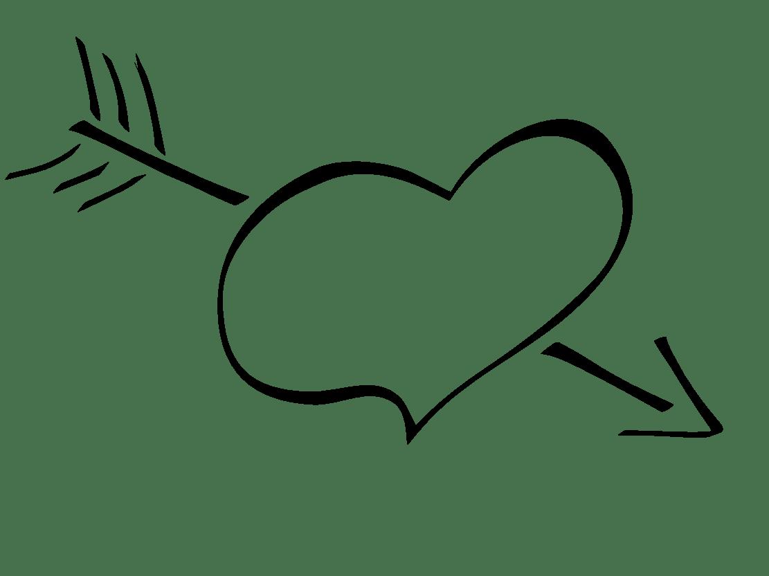 Heart Tattoo Designs Clipart