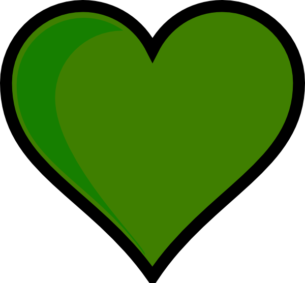 Heart Clipart Transparent Background | Free download on ... (600 x 557 Pixel)