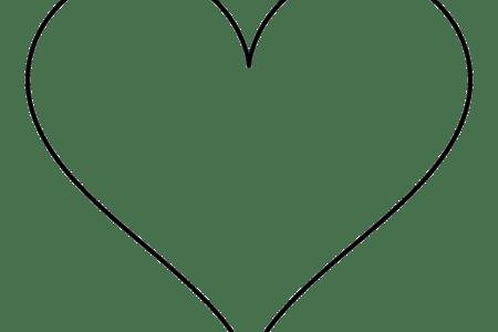 Heart Emoji Black Text The Emoji