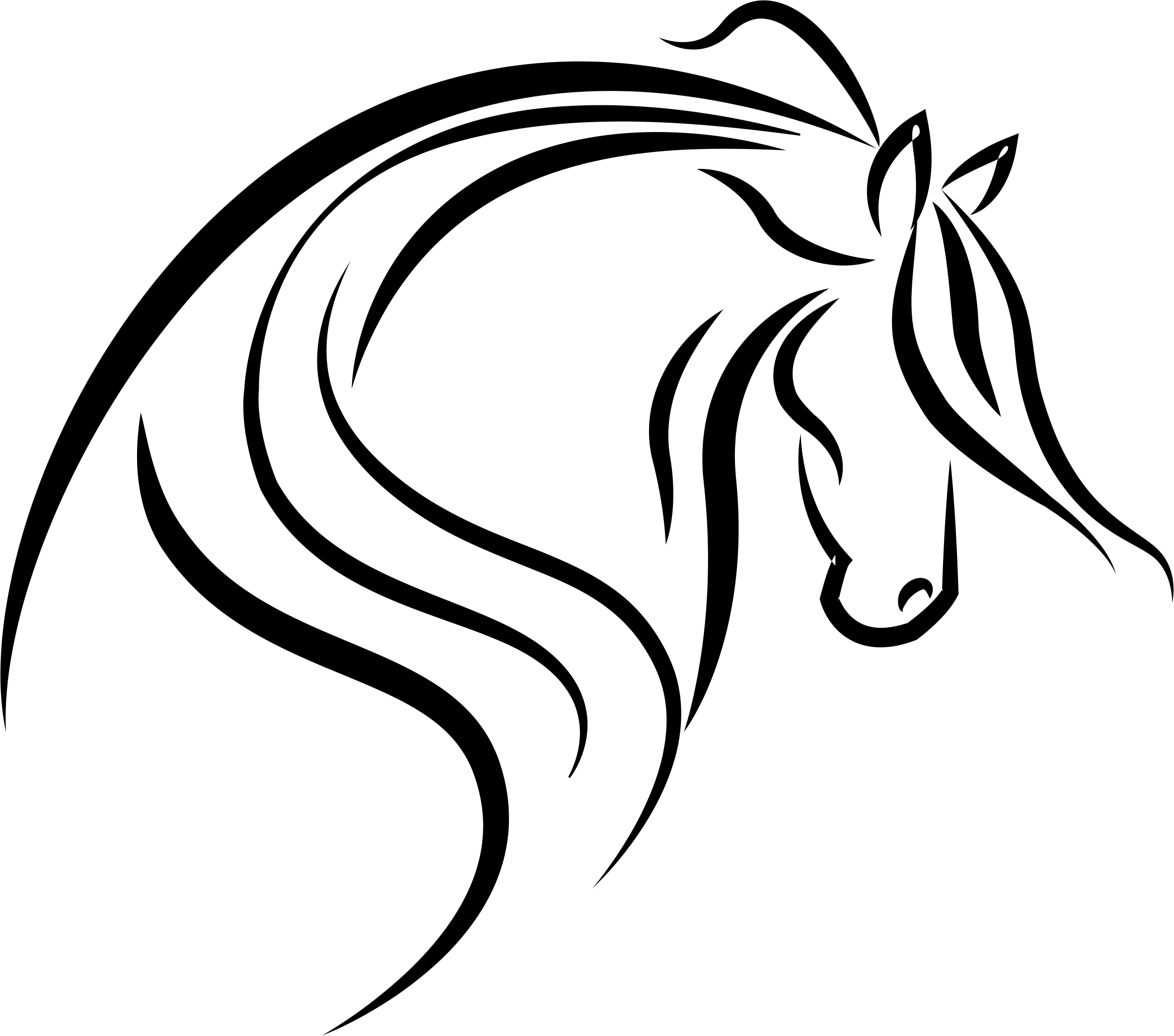 Horse Free Clipart