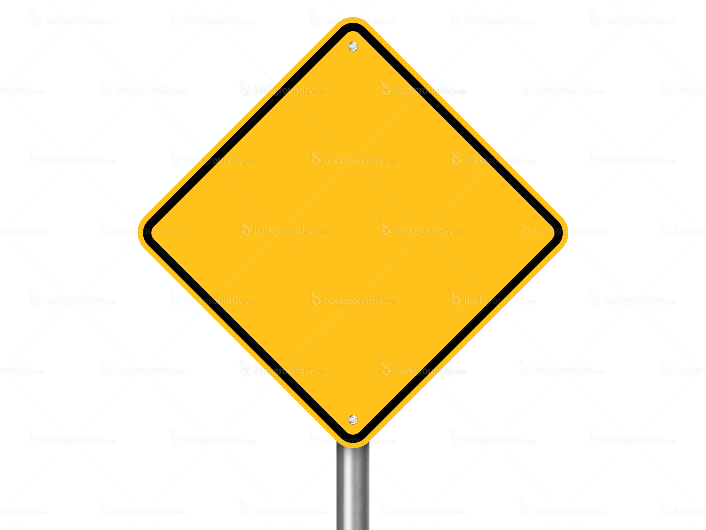 Images Of Road Signs Clipart