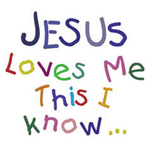 Download Jesus Loves Me Clipart | Free download on ClipArtMag