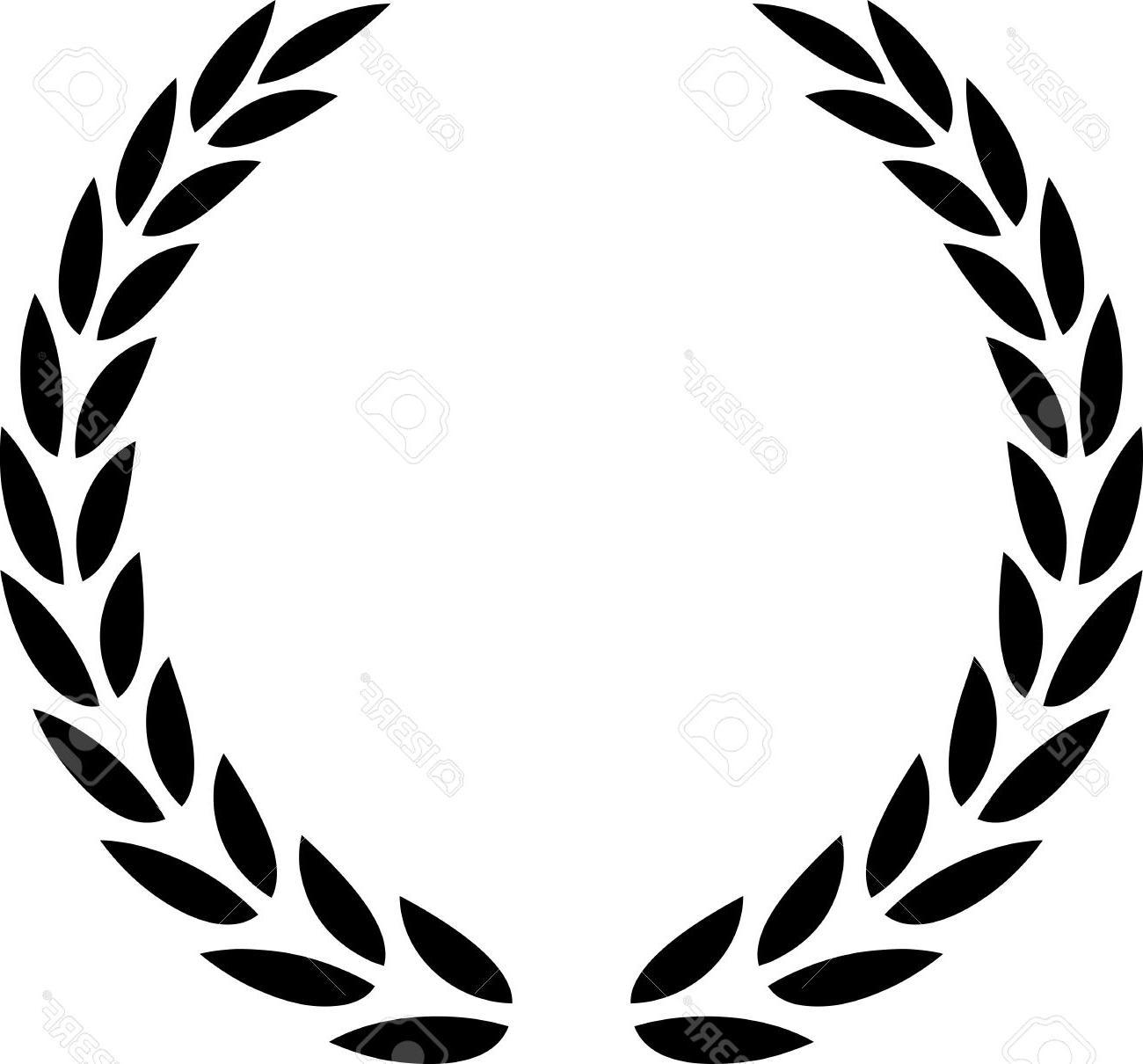 Laurel Leaf Clip Art
