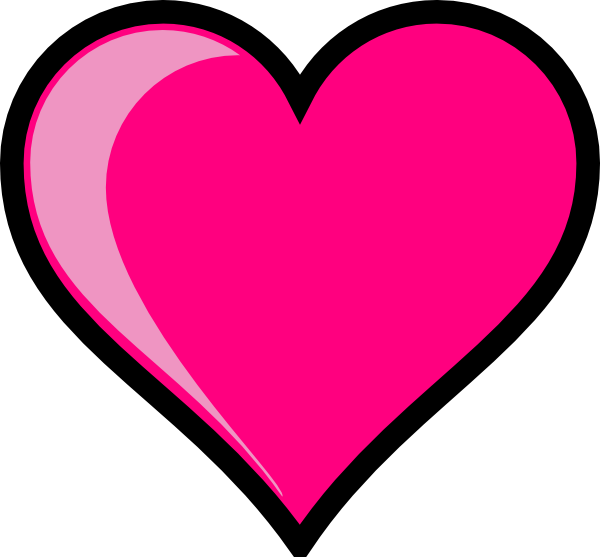 Download Love Heart Vector Clipart | Free download on ClipArtMag