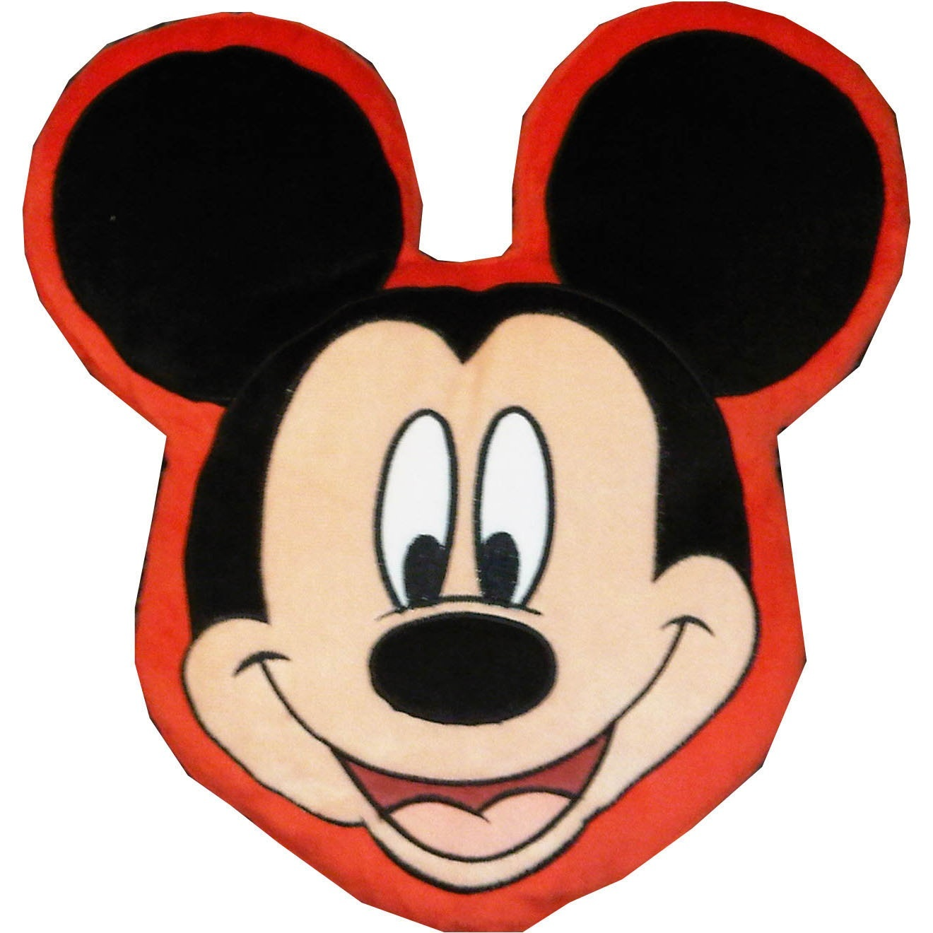 Mickey Mouse Face Image