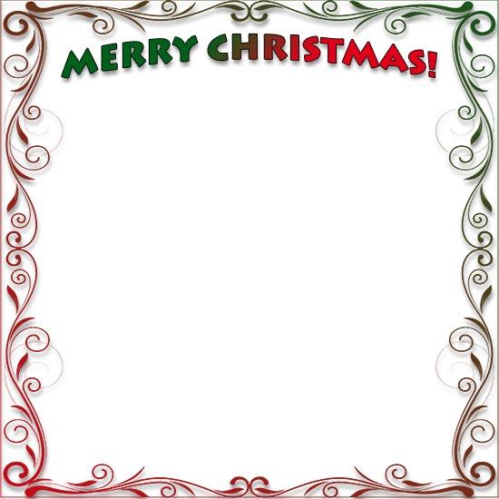 Microsoft Word Christmas Borders Free Download Best