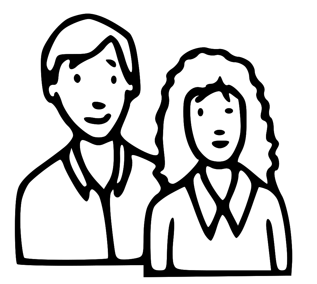 Mom And Dad Clipart