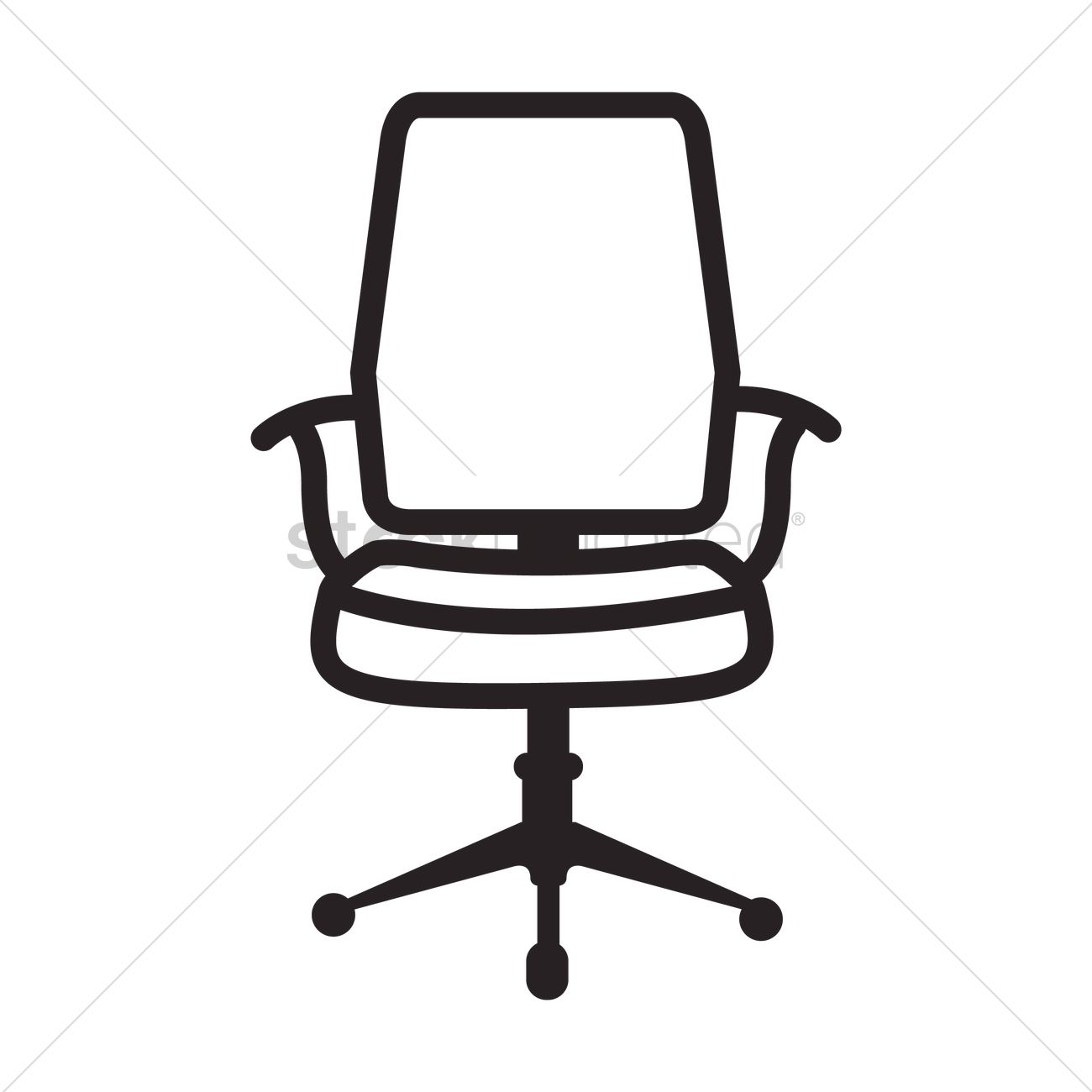 Office Chair Clipart