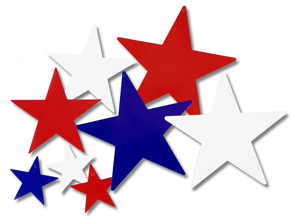Patriotic Star Clipart   Free download on ClipArtMag (1000 x 740 Pixel)